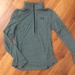 Under Armour long sleeve with thumb holes